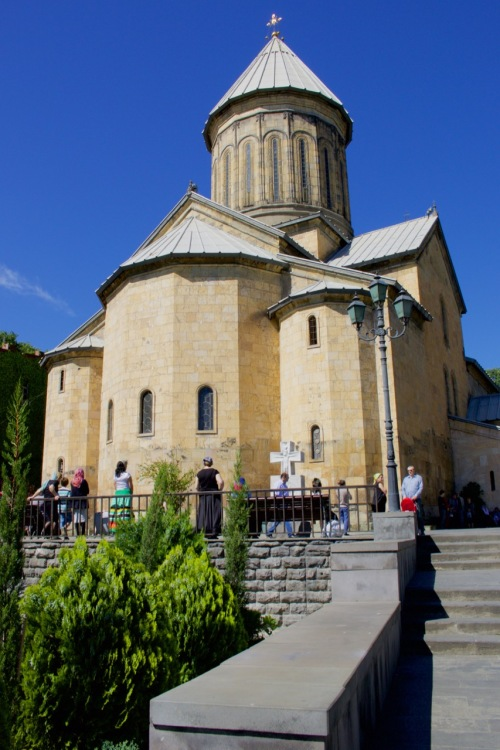 Sioni Cathedral in Old Tbilisi