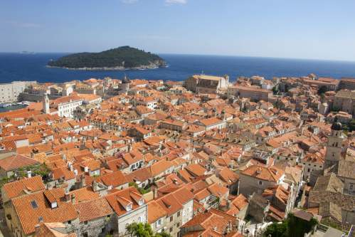 2017 0425 Dubrovnik Old City